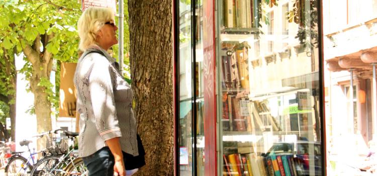 Interview mit Cornelia Holsten, Initiatorin des ersten öffentlichen Bücherschrankes