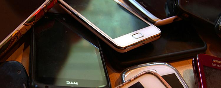Sind alte Smartphones nur Müll?